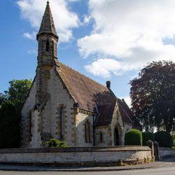 St Saviours Church Harome