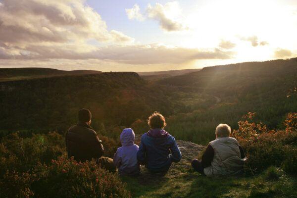 Views on North York Moors